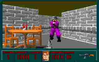 The Wolfenstein 3d Dome The News Jul Aug 2005